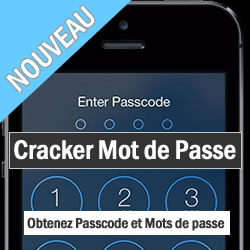 Pirater Mot de passe iPhone ou iPad