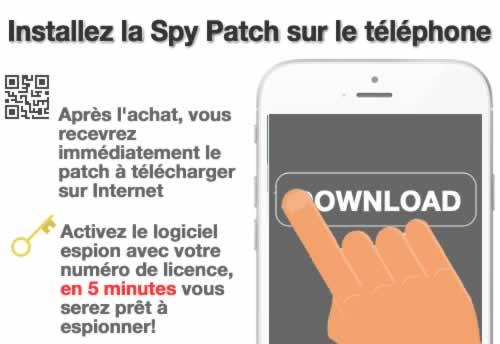 Espionner le téléphone portable avec le mouchard GsmSpy
